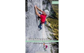 Alpinkletterführer Berchtesgaden West Panico Alpinverlag