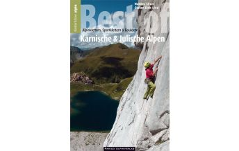 Auswahlkletterführer Best of Südostalpen Panico Alpinverlag