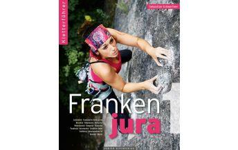 Sportkletterführer Deutschland Kletterführer Frankenjura, Band 1 Panico Alpinverlag