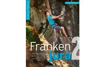 Sportkletterführer Deutschland Kletterführer Frankenjura, Band 2 Panico Alpinverlag