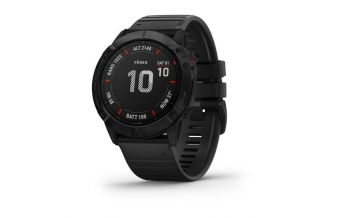 Sport und Fitness Garmin Fenix 6x Pro Schwarz Garmin International Inc.
