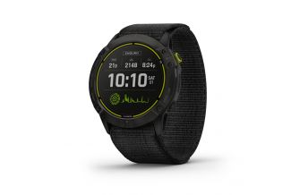 Sport und Fitness Enduro Schwarz, Schiefergraues Titan DLC Garmin International Inc.