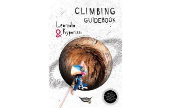 Sportkletterführer Südosteuropa Leonidio & Kyparissi Climbing Guidebook SYN. PE Panijka