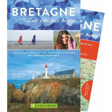 Bretagne Zeit Fur Das Beste Reisefuhrer Freytag Berndt