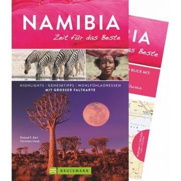 Namibia Zeit Fur Das Beste Reisefuhrer Freytag Berndt