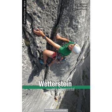Kletterfuhrer Wetterstein Nord Freytag Berndt