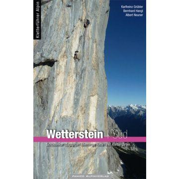 Alpinkletterfuhrer Wetterstein Sud Freytag Berndt