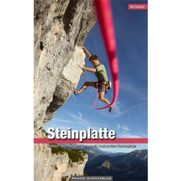 Kletterfuhrer Steinplatte Panico Alpinverlag Freytag Berndt