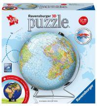Globen Ravensburger 3D Puzzle-Ball - Globus 22cm Durchmesser Ravensburger Spiele