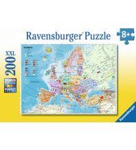 Kinderbücher und Spiele Politische Europakarte Ravensburger Spiele