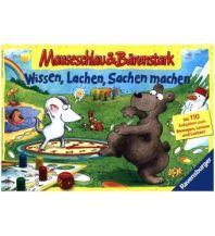 Kinderbücher und Spiele Ravensburger 21298 - Mauseschlau und Bärenstark Wissen, Lachen, Sachen machen Ravensburger Spiele