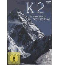 Outdoor Bildbände K2 Traum und Schicksal, 1 DVD Ascot elite
