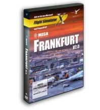 AddOn FSX Mega Airport Fran.13, CD-ROM Aerosoft GmbH