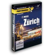 Flugsimulator Mega Airport Zürich V2.0 Aerosoft GmbH