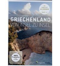 Reiseführer Griechenland von Insel zu Insel, 2 DVDs Alive Vertrieb und Marketing in der Entertainementbranche AG