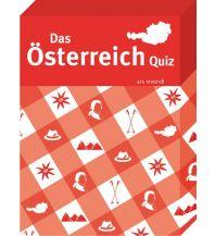 Reiseführer Das Österreich-Quiz ars vivendi verlag