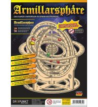 Astronomie Bausatz Armillarsphäre - Weltmaschine Dreipunkt Verlag