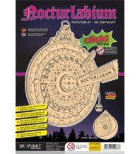 Astronomie Bausatz Nocturlabium - Sternuhr Dreipunkt Verlag