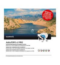 Outdoor und Marine Garmin Adria Topo v3 PRO 1:25.000 Garmin International Inc.