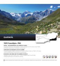Outdoorkarten Garmin Topo TransAlpin+ PRO 1:25.000 Garmin International Inc.