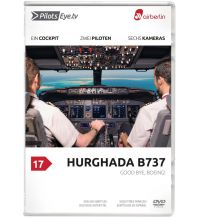 Filme Air Berlin B737-800NG Hurghada DVD Pilots Eye