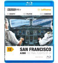 Filme Lufthansa A380-800 Frankfurt - San Francisco Pilots Eye
