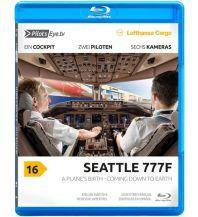 Filme Lufthansa Cargo B777-200F Seattle Blu-ray Pilots Eye