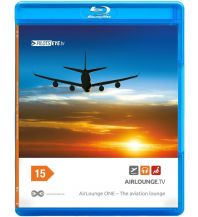 Filme AirLounge ONE - The aviation Lounge Blu-ray Pilots Eye