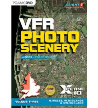 Abverkauf Sale England Nordwest - VFR Photo Scenery Volume 3 Aerosoft GmbH