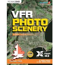 Abverkauf Sale England Nordost - VFR Photo Scenery Volume 4 Aerosoft GmbH