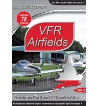 Abverkauf Sale VFR Airfields Vol. 1 - Southern England & South Wales Aerosoft GmbH