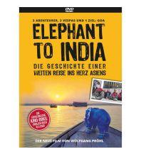 Reiseführer DVD Wolfgang Pröhl - Elephant to India Film Proehl Wolfgang