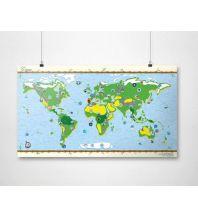 Geografie Awesome Maps - Kids Map Kinderweltkarte Deutsch Awesome Maps GmbH