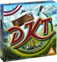 Kinderbücher und Spiele DKT Alpen (Spiel) Piatnik & Söhne