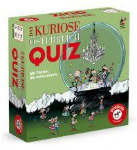 Kinderbücher und Spiele Piatnik 661891 - Das kuriose Österreich Quiz Piatnik & Söhne