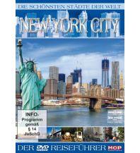 Reiseführer Die schönsten Städte der Welt, New York City, 1 DVD MCP Sound Media GmbH