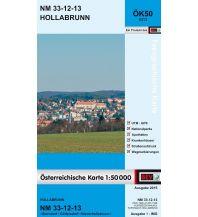 Wanderkarten Niederösterreich BEV-Karte 5313, Hollabrunn 1:50.000 BEV – Bundesamt für Eich- und Vermessungswesen