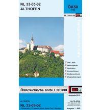 Wanderkarten Kärnten BEV-Karte 4102, Althofen 1:50.000 BEV – Bundesamt für Eich- und Vermessungswesen