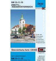 Wanderkarten Niederösterreich BEV-Karte 4310, Zwettl-Niederösterreich 1:50.000 BEV – Bundesamt für Eich- und Vermessungswesen