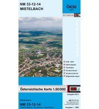 Wanderkarten Niederösterreich BEV-Karte 5314, Mistelbach 1:50.000 BEV – Bundesamt für Eich- und Vermessungswesen