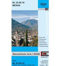 Wanderkarten Südtirol & Dolomiten BEV-Karte 2110, Meran 1:50.000 BEV – Bundesamt für Eich- und Vermessungswesen