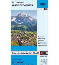 Wanderkarten Oberösterreich BEV-Karte 4207, Windischgarsten 1:50.000 BEV – Bundesamt für Eich- und Vermessungswesen