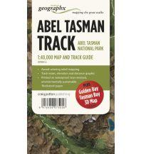 Wanderkarten Neuseeland Craig Potton Great Walks WK 2 Neuseeland - Abel Tasman Track - Abel Tasman National Park 1:40.000 Craig Potton Publishing