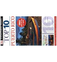 Reiseführer DK Eyewitness Top 10 Travel Puerto Rico Dorling Kindersley Publication