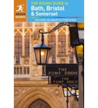 Reiseführer Rough Guide - Bath, Bristol & Somerset Rough Guides