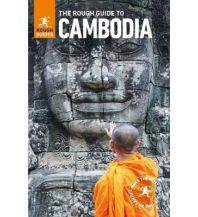 Reiseführer Rough Guide Reiseführer Cambodia Kambodscha Rough Guides