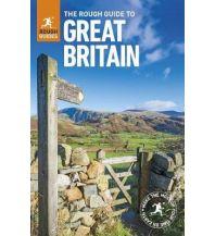 Reiseführer Rough Guide Reiseführer Great Britain Großbritannien Rough Guides