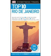 Reiseführer DK Eyewitness Top 10 Travel Guide - Rio de Janeiro Dorling Kindersley Publication