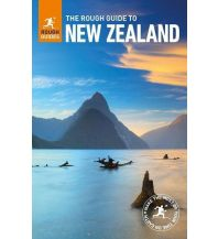 Reiseführer Rough Guide - New Zealand Rough Guides