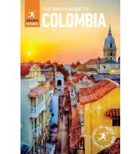 Reiseführer Rough Guide - Columbia Rough Guides